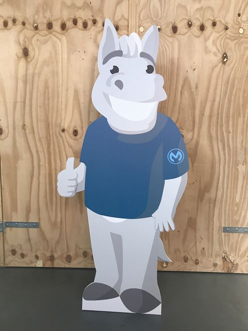 Standees Custom Marketing Standee Design Tailored Graphicz